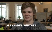 Alexander Winther