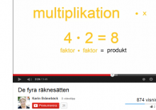 Video på YouTube